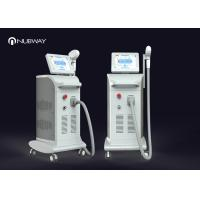 Wholesale Salon Permanent Hair Removal Laser Machine , Laser Depilation Machine 2500W from china suppliers