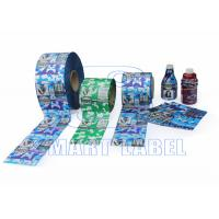 Wholesale Full Body PVC Shrink Labels Color Pantone for Body Wash Bottle from china suppliers