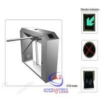 Wholesale Access Control tripod access system , turnstile entrance With Fingerprint Barcode Reader from china suppliers