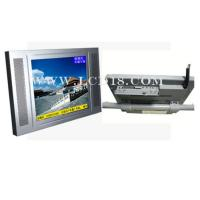 Wholesale 15 Inch Bus Digital Signage , 3G LCD Advertising Display from china suppliers