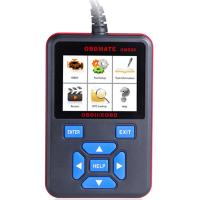 Wholesale Handheld Universal OBDMATE OM580 diagnostic code reader obd2 With Color Screen Display from china suppliers