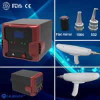 Wholesale 2014 Economic portable high quality pigment remvoal CE , Q Switched ND Yag Laser for Salon from china suppliers