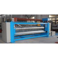 Wholesale 4.5 M Textile Two Roll Calender Machine For Nonwoven Fabric Thickness 3-200mm from china suppliers