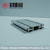 Wholesale Beam Extrusion/70mm Aluminium profiles for exhibition stand,6 system grooves one side from china suppliers