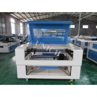 Wholesale Easy operation cnc Laser Cutting Engraving Machine with Rotary axis for cylinder material from china suppliers