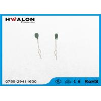 Wholesale Ceramic Composition Overheat Protection Thermistor 40℃ - 110℃ Switch Temperature from china suppliers