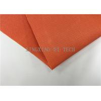 Wholesale 180 - 200℃ PVC Coated Fiberglass Fabric Flame Resistant Heat Insulation from china suppliers