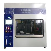 Wholesale Household Appliance 7 Inch Fire Hazard Needle-Flame Test Apparatus IEC 60695-11-5 from china suppliers