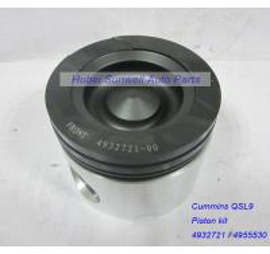 Wholesale Cummins QSL9 engine piston kit 4955530, QSL9 piston 4932721,4934661 from china suppliers