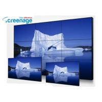 Wholesale Liquid Crystal Display / LCD Video Walls Monitor Thin Bezel Tv For Video Wall from china suppliers