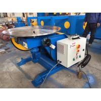 Wholesale 1.5KW Tilting Tube Welding Positioners With Hand Control Box Fully European Standard from china suppliers