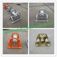 Wholesale Best quality Cable Rollers,Cable Laying Rollers,low price Cable Guides from china suppliers