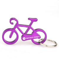 Wholesale Bicycle Truckwall Mounted Bottle Opener , Personalised Bottle Opener Engraved Pantone Color from china suppliers