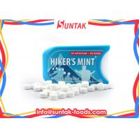Wholesale No Aspartame Spearmint Healthy Breath Mints , Sugar Free Lifesaver Mints from china suppliers