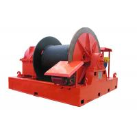 Wholesale JMM Type Heavy Duty Electric Winch For Large Distance Taveling / Traction Lifting from china suppliers