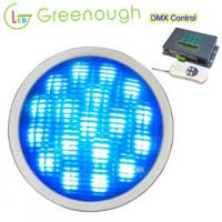 Buy cheap DMX512 RGB DC12V LED Pool Lights LED Spa Light in plastic from wholesalers