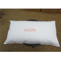 Wholesale Super Size Pillows Sewing Edge Ducks Down inset 48 x 73 cm SGS from china suppliers