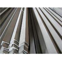 Wholesale JIS, ASTM, GB, DIN, EN, AISI 300 Series Stainless Steel Angle Bar, 6000mm, 20ft Length from china suppliers