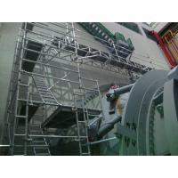 Wholesale Safe Steel Aluminum Maintenance Scaffolding with ODM Tig Welded System from china suppliers