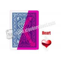 Wholesale Popular Italy Elite Bridge Size Invisible Playing Cards Magic Show from china suppliers