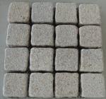 Wholesale White, Light Yellow Granite Pavers, Sideway Granite Yellow Paving Stone from china suppliers