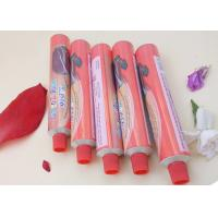 Wholesale 6 Colors Gravure Printing Food Squeeze Tubes 13.5mm - 40mm Diameter from china suppliers