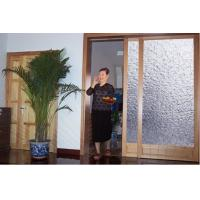 Wholesale Small Frameless Automatic Sliding Glass Door Automatic Opening Doors Soft Closing Function from china suppliers