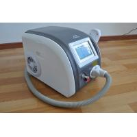 Wholesale Portable Q-Switched Nd Yag Laser Beauty Machine Birthmark Removal from china suppliers
