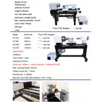 Wholesale High quality cnc mini wood lathe wooden beads making machine from china suppliers