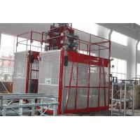 Wholesale 12 - 38 Passenger or 1.6T Construction Material Lifting Hoist Equipment with CE from china suppliers