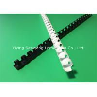 Wholesale Brochures Plastic Binding Combs 9/16'' Diameter Making Sheets Lie Flat from china suppliers