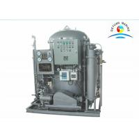 Wholesale 0.25M3 / H 15ppm Solas Approval Marine Bilge Separator Oil Water Seperator from china suppliers