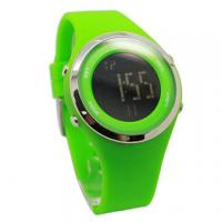 Wholesale Multi - Color Led Digital Silicone Strap Watches Rubber Band Fashion from china suppliers