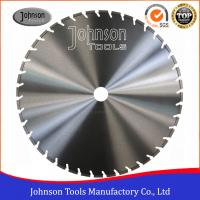 Quality 700mm Wall Saw Blades Diamond Segmented Blade For Fast Cutting Reinforced Concrete for sale