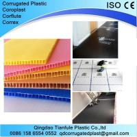 Wholesale Corona Treated Corrugated Plastic Sheets from china suppliers