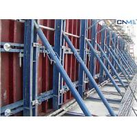 Wholesale Construction Wall Formwork System , Shear Wall Formwork High Tension from china suppliers