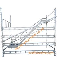 Wholesale Q235 Q345 Quick Fit Haki scaffolding for North Europ scaffolding company from china suppliers