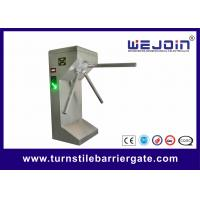 Wholesale 304 Stainless Steel Subway Tripod Turnstile Entry Systems Intelligent Barrier from china suppliers