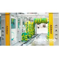 Wholesale Car wash equipment with three drying blower fans, rollover wash systems from china suppliers