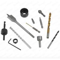 Quality 101pcs Metal Case Packaging Drill Bit Set with Masonry Drill Bit and SCREWDRIVER BITS for sale