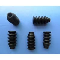 Wholesale Custom Dust Boots Flexible Rubber Bellows for Electrical or Industrial from china suppliers