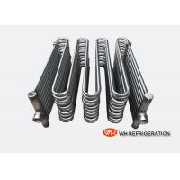 Wholesale Refrigeration Immersion Coil Heat Exchanger , Seawater Cooled Condenser Coil from china suppliers