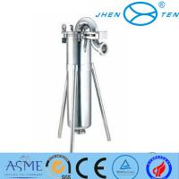 Wholesale Stainless Steel Mesh Strainer Top Entry Filter Housing 12 Months Warranty from china suppliers