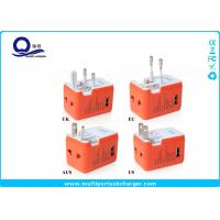 Wholesale Fuse Protected USB Power Universal Travel Plug Adapter 220V To 110V 250V To 110V from china suppliers
