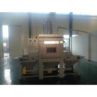 Buy cheap Turntable Abrasive Transmission Dustless Blasting Equipment , Wire Mesh Belt Continuous from wholesalers
