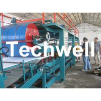 Wholesale EPS Foam Insulated Sandwich Panel  Making Roll Forming Machine from china suppliers
