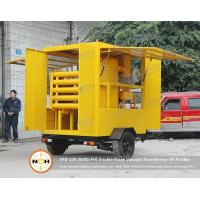 Wholesale Ultra High Voltage Transformer Oil Filtration Machine Electrical Insulation Oil Treatment from china suppliers