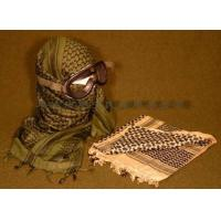 Wholesale Arab 100%cotton military turban from china suppliers