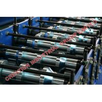 Wholesale Customized Metal Floor Deck Roll Forming Machine 380V/ 3Phase / 50HZ from china suppliers