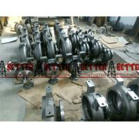 Wholesale Goulds 3196 Pump Casing ANSI B73.1 Chemical Pump Casing Cast Iron CF8M from china suppliers